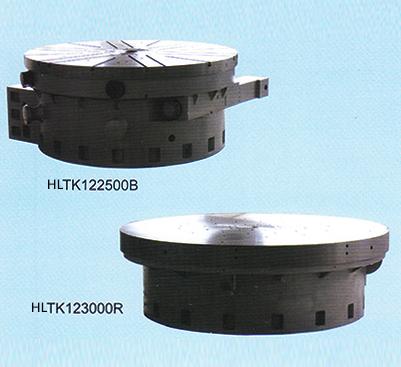 济南HLTK12数控回转工作台(落地式)