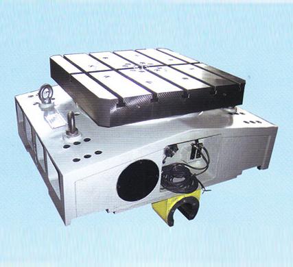 威海HLTK15系列手动可倾数控回转台